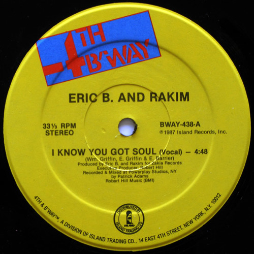 Rakim vs. Pete Rock - I Know You Got T.R.O.Y.