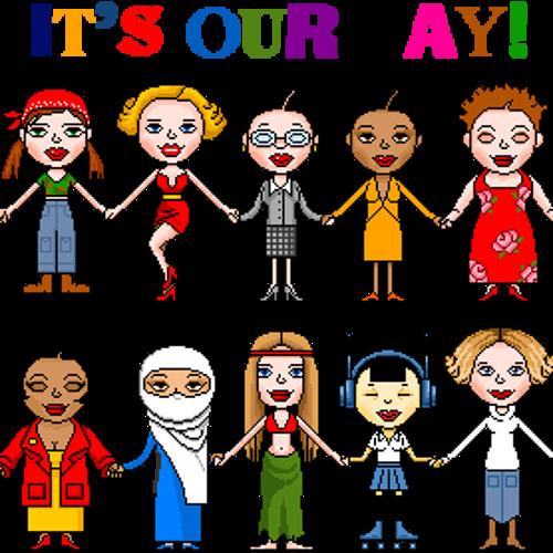 Happy 100 Jahre Frauentag Mix