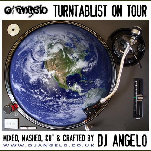 DJ Angelo - Turntablist On Tour mix