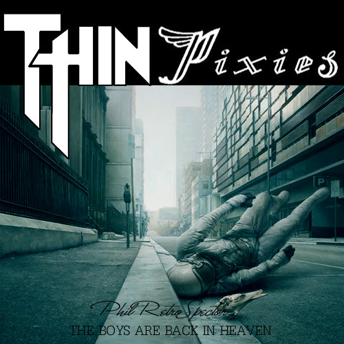 Thin Lizzy vs Pixies - The Boys Are Back In Heaven (Phil RetroSpector mashup)