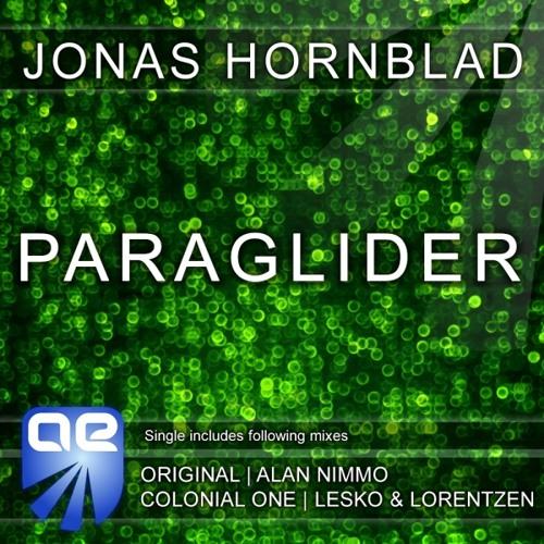 Jonas Hornblad - Paraglider (Colonial One Remix)