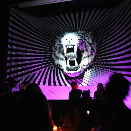 "Karim R & Charles Duval ""Ode to the Tiger"" Mix @ Cirque Bonheur 12.03.2011"