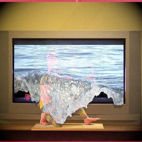 """""""broken tv in colors"""" with Sredni Vashtar"""