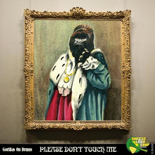 Gorillas On Drums - I'm Not Your Boyfriend (K-N Remix) // CLS Records