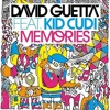 David Guetta feat. Kid Cudi - Memories (Instrumental)
