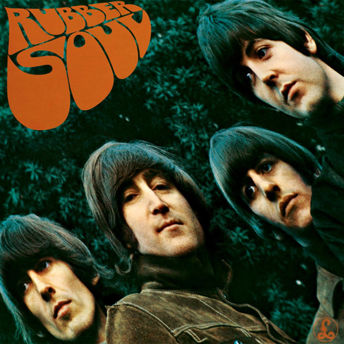 The beatles rubber soul album