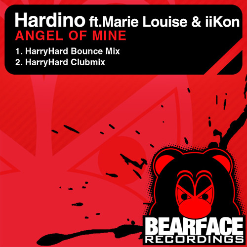 Hardino ft.Marie Louise & iiKon - Angel Of Mine (HarryHard BounceMix) OUT NOW!