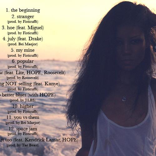 03 hoe (feat. Miguel)