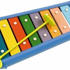 Glockenspiel game