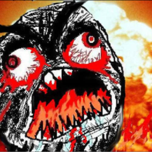 Rage explosion