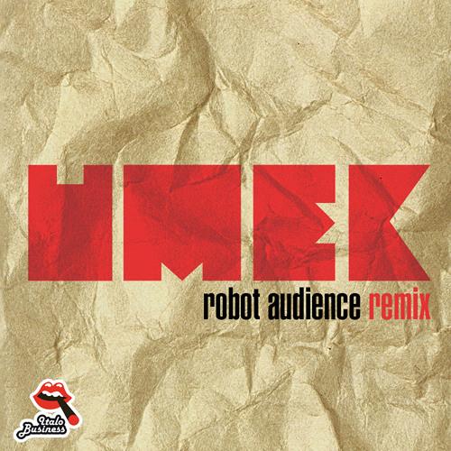 Umek - Robot Audience (Da Fresh rmx) (Italo Business)