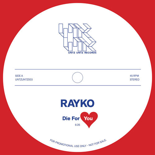 Rayko - Die For You