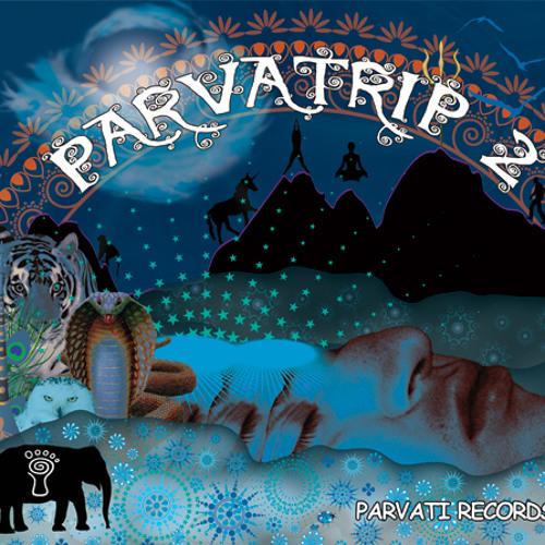 Gidra - Spider Skunk (Baba Yaga Rmx) Parvatrip 2- Parvati Records - 2011