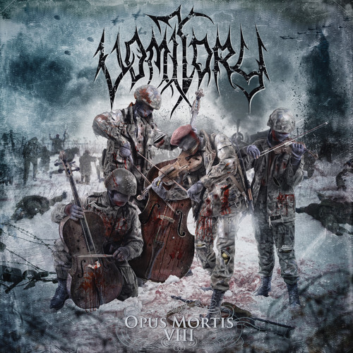"Vomitory ""Regorge in the Morgue"""