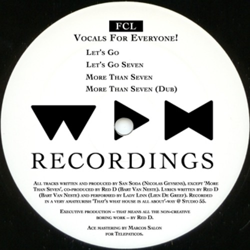 FCL - Let's Go (Peter Zohdy's Edit)