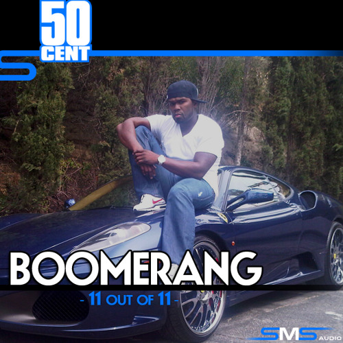 "50 Cent - ""Boomerang"" Freestyle [March 2011]"