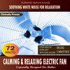 Calming and Relaxing Electric Fan