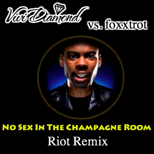 Nos sex in the champagne room