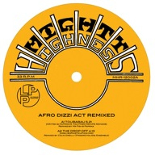Taubabo (afro dizzy act) remix  by DJMRFISH & PAPRIKA (demoversion)