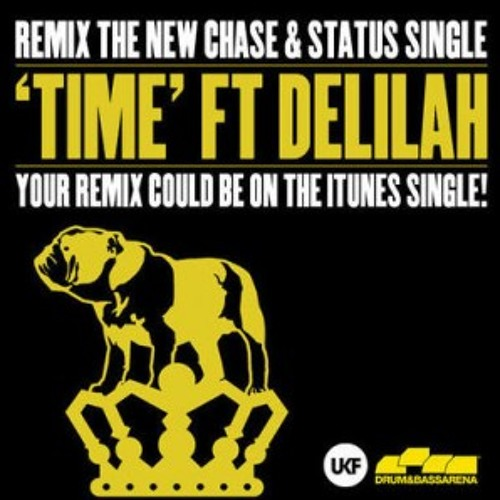 Chase & Status -Time feat. Delilah (M-Theory  Drum'n'Bass Remix)