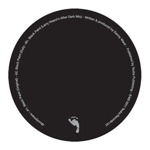 Moodymanc Black Paint (Larry Heard's After Dark Mix)-Tsuba051