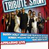 Sammy K - Buddy Holly - Oh Boy - Rave On - True Love Ways