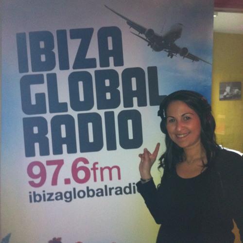 CELINEMODIIN @ IBIZA GLOBAL RADIO 11.03.11. IBIZA DANCE Con DAVID MORENO