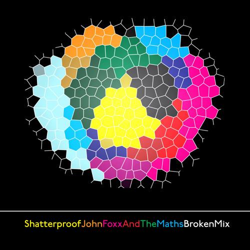 """John Foxx & The Maths - """"Shatterproof"""" (The Salvador Dalek """"Broken"""" Mix)"""