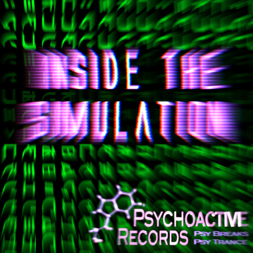 Inside The Simulation - Broken Eye Remix [PSY002] **OUT NOW on all major digital stores**