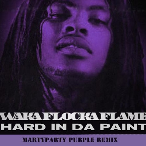 Waka Flocka Flame - Hard in da Paint (MartyParty Purple Remix)