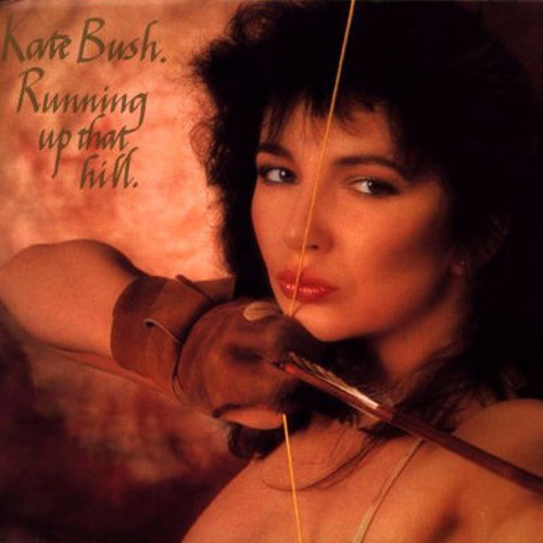 Kate Bush - Running Up That Hill (Justin Fry remix)