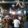 OMD  at Johnnys bike shop