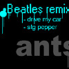 Beatles MIX-Drive my car/Stg. pepper