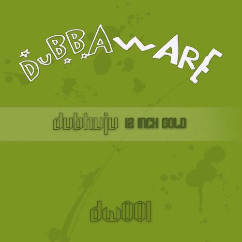 [DW001] Dubhuju - 12 Inch Gold