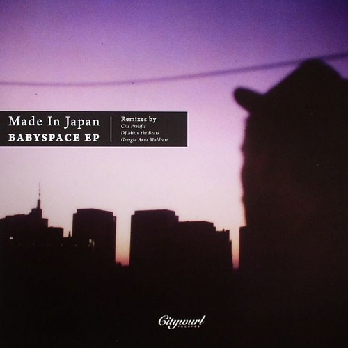 Made In Japan 'Babyspace' feat. Georgia Anne Muldrow and Vinylic (Official Rmx)