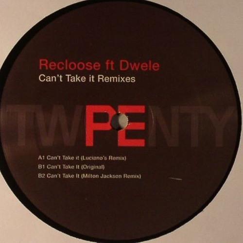 Recloose feat. Dwele - Can't Take It (Milton Jackson Remix)