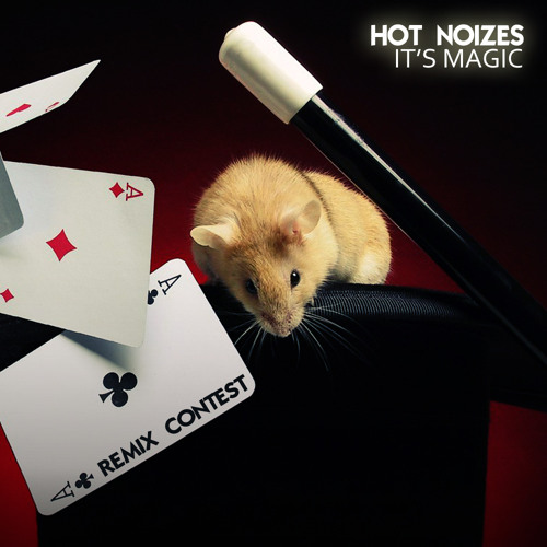 Hot Noizes - It's magic ( CROCAT Remix)