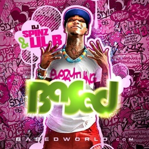 Lil B-Like A Martian