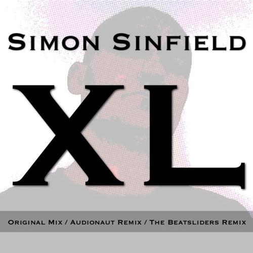 Simon Sinfield - XL (Audionaut Remix) OUT NOW ON BASE RECORDS!! (CLIP)