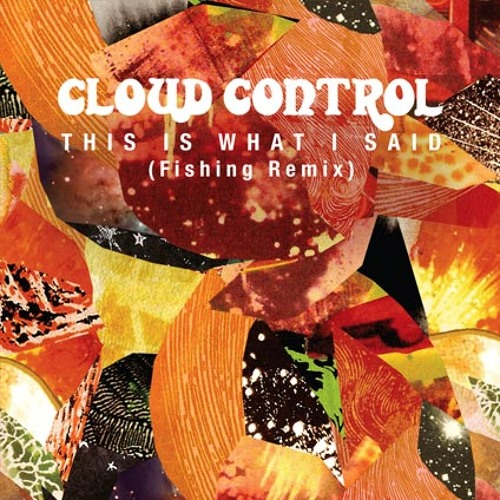Cloud Control - This Is What Yo Mama Said (Fishing Remix)