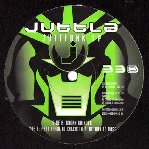 Juttla – Return to bass (Juttfunk) 2000