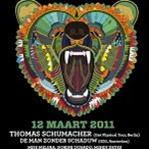 Thomas Schumacher @ Voidd   Studio 80 (12.03.2011)