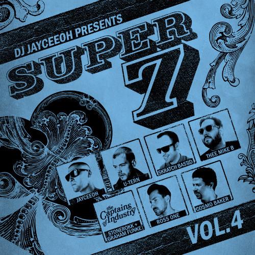 Super 7 Volume 4 - SKRATCH BASTID's segment mini-mix