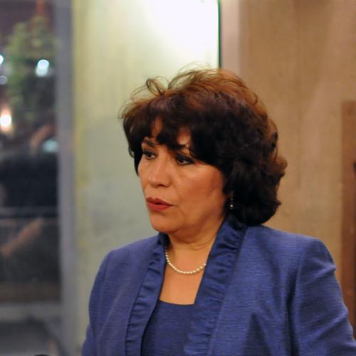 Myrna Fragoso on International Women's Day 2011