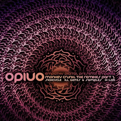 Opiuo - Monkey Crunk (ill.Gates + Samples Crunky Monk Remix)