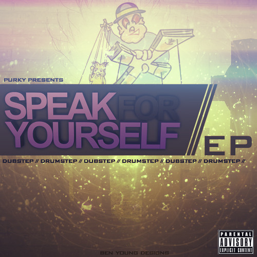 Speak For Yourself EP: 03 Purky - Reactivate