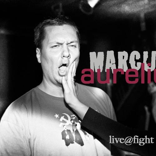 DJ Marcus Aurelius Live @ Fight Night