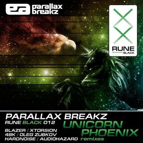 Parallax Breakz - Phoenix (Blazer Remix) Rune Recordings