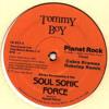 Planet Rock (Cobra Krames Dubstep Remix)