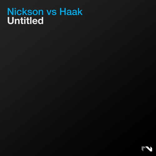 Nickson vs Haak - Untitled